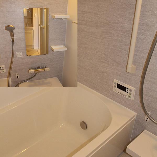 追焚機能・浴室乾燥機能付